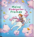 Meine Kindergarten-Freunde (Motiv Zauberpony)