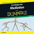 Grundlagen der Mediation für Dummies, 1 Audio-CD