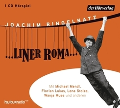 ...liner Roma..., 1 Audio-CD