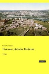 Das neue jüdische Palästina