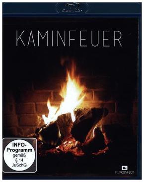 Kaminfeuer, 1 Blu-ray