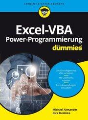 Excel-VBA Power-Programmierung für Dummies