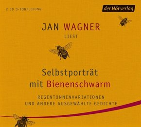 Selbstporträt mit Bienenschwarm, 2 Audio-CDs