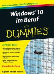 Windows im Beruf für Dummies