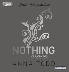 Nothing more, 1 MP3-CD