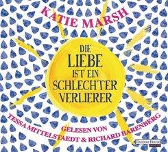 Die Liebe ist ein schlechter Verlierer, 6 Audio-CDs