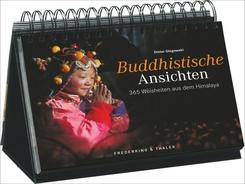 Buddhistische Ansichten, Tischaufsteller