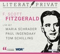 LiteratPrivat - F. Scott Fitzgerald, 1 Audio-CD