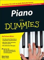 Piano für Dummies, m. Audio-CD