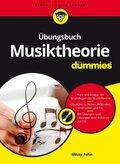 Übungsbuch Musiktheorie für dummies, m. Audio-CD