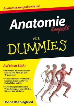 Anatomie kompakt für Dummies