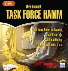 Task Force Hamm, 1 MP3-CD