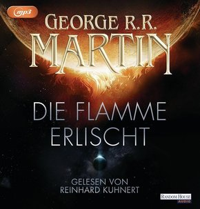 Die Flamme erlischt, 2 MP3-CDs