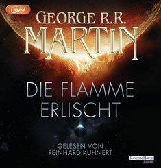 Die Flamme erlischt, 2 MP3-CDs