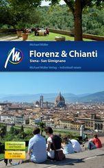 Florenz & Chianti, Siena, San Gimignano, inkl. Faltkarte 1:250.000