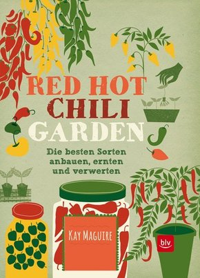 Red Hot Chili Garden