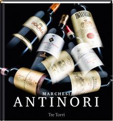 Marchesi Antinori, englische Ausgabe