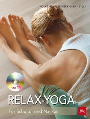 Relax-Yoga, m. CD