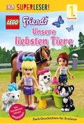 LEGO® Friends Unsere liebsten Tiere