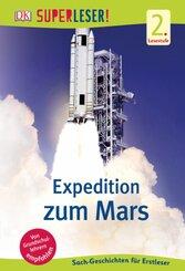 Expedition zum Mars