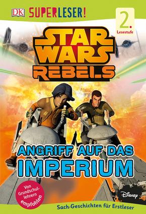 Star Wars Rebels - Angriff auf das Imperium