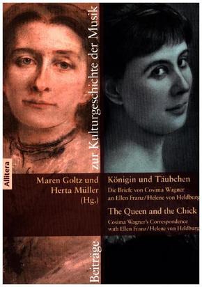 Königin und Täubchen / The Queen and the Chick