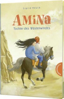 Amina - Tochter des Wüstenwindes