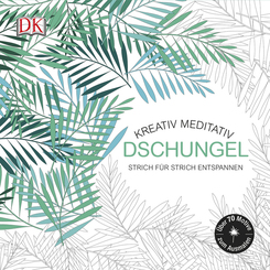 Kreativ meditativ Dschungel