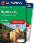 Kompass Wanderführer Spessart mit Frankfurt am Main