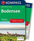 KOMPASS Wanderführer Bodensee, m. 1 Karte