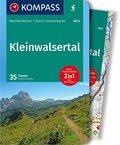 KOMPASS Wanderführer Kleinwalsertal, m. 1 Karte