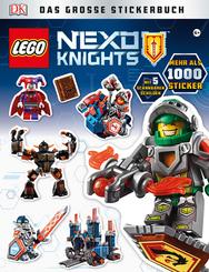 LEGO® Nexo Knights, Das große Stickerbuch