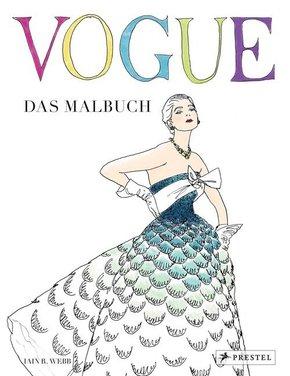 VOGUE - Das Malbuch