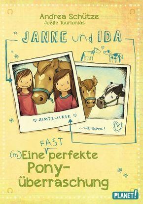 Janne und Ida - (m)eine (fast) perfekte Ponyüberraschung