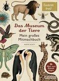 Das Museum der Tiere, Mein großes Mitmachbuch