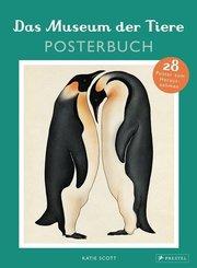 Das Museum der Tiere, Posterbuch