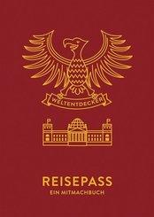 Weltentdecker Reisepass