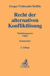 Mediationsgesetz (MediationsG), Kommentar