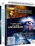 Die Geheimnisse der Spiritualität, 3 DVDs