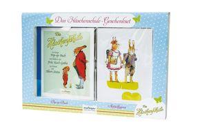 Die Häschenschule: Das Häschenschule-Geschenkset , Pop-up-Buch und Aufstellfiguren