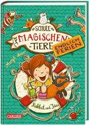 Die Schule der magischen Tiere - Endlich Ferien - Rabbat und Ida
