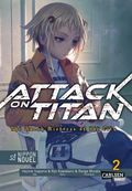 Attack On Titan - The Harsh Mistress of the City