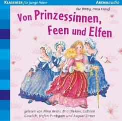Von Prinzessinnen, Feen und Elfen, 1 Audio-CD