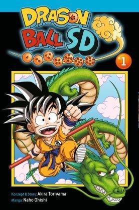 Dragon Ball SD - Bd.1
