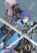 Final Fantasy - Type-0: Der Krieger mit dem Eisschwert - Bd.2