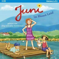 Juni im Blauen Land, 2 Audio-CDs