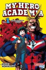My Hero Academia - Izuku Midoriya Origin