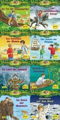 Pixi Bücher: Pixi-Buch 2139-2146 (Das magische Baumhaus), 8 Hefte; Serie.236