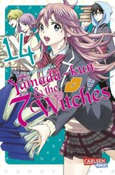 Yamada-kun & the seven Witches - Bd.14