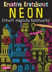 Neon, m. Kratzstift